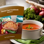Daniel Fast Cookbook Version 1